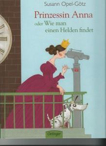 Buch Prinzessin Anna