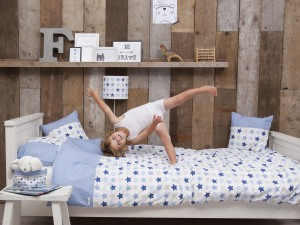 Little Dutch - mixed stars blue - kamer 2
