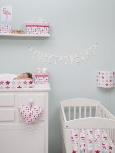 Little Dutch - mixed stars pink - kamer 1